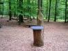 Auf unserem Altar können die Urnen mit den Aschen der Verstorbenen zur Trauerfeier würdevoll und dekorativ aufgestellt werden.