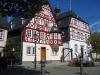 Auf dem Marktplatz in Kirchberg