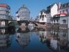 Die Brückenhäuser in Bad Kreuznach